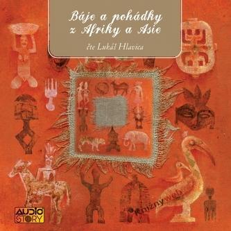 CD-Báje a pohádky z Afriky a Asie