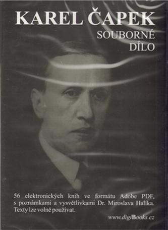 Karel Čapek souborné dílo