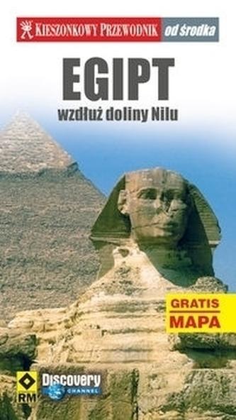 EGIPT OD ŚRODKA-KIESZ PRZEW. BR. READ ME 978-83-7243-612-2
