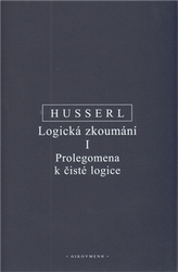 Logická zkoumání I. - Prolegomena k čisté logice