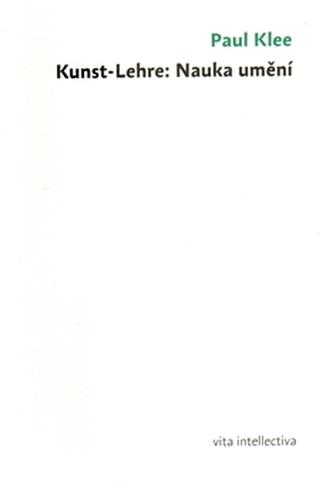 Kunst-lehre: Nauka umění - Paul Klee