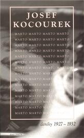 Marto. Deníky 1927 - 32