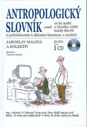 Antropologický slovník + CD