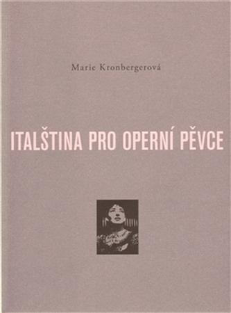 Italština pro operní pěvce
