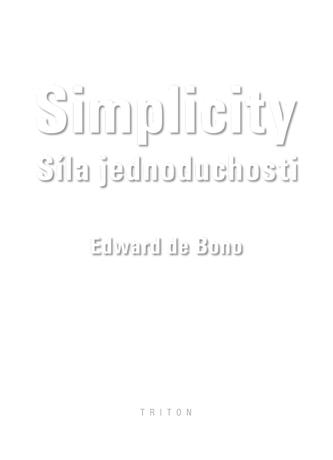 Simplicity - Síla jednoduchosti