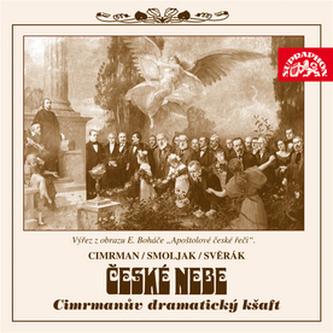 CD-České nebe aneb Cimrmanův dramatický kšaft - Jára da Cimrman