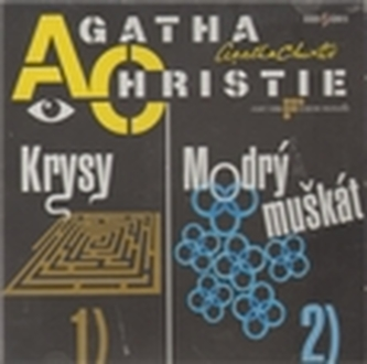 CD-4x Agatha Christie