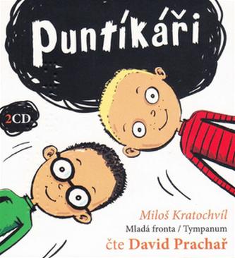 Mladá fronta - Puntíkáři - Pachatelé dobrých skutků 1 - 2 CD