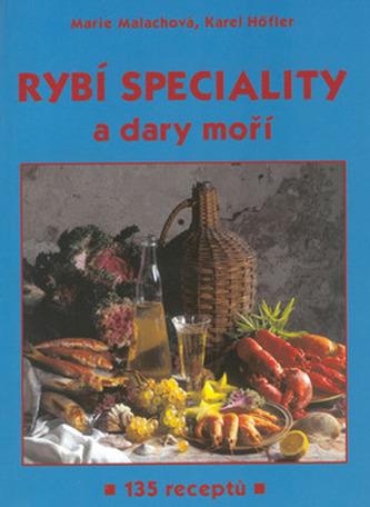 Rybí speciality a dary moří