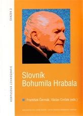 Slovník Bohumila Hrabala + CD
