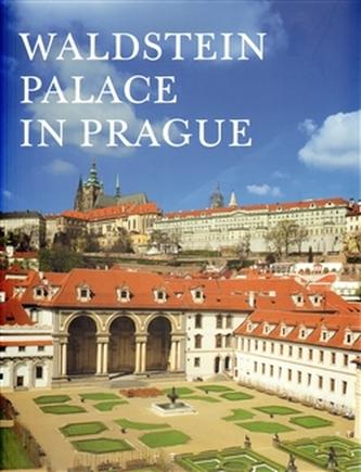 Waldstein palace in Prague