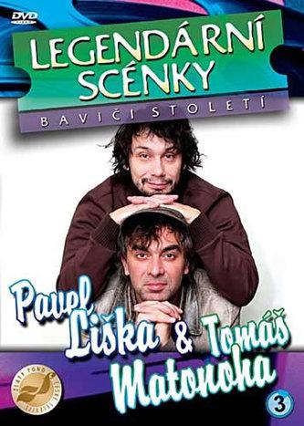 DVD-Legendární scénky 3.
