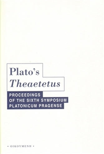 Plato s Theaeteus