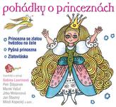CD-Pohádky o princeznách