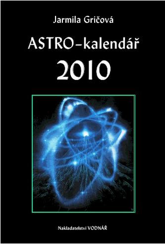Astro-kalendář 2010 - Jarmila Gričová