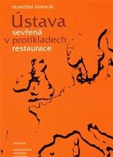 Ústava sevřená v protikladech restaurace