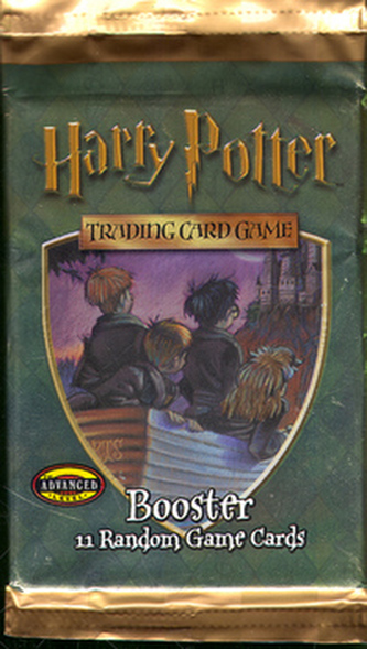 Harry Potter TCG Booster