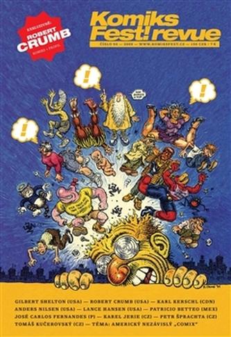 KomiksFest!revue 04/2009