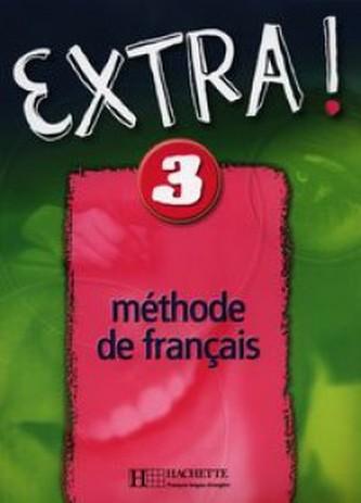 Extra! 3, Méthode de français - Náhled učebnice