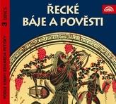 Řecké báje a pověsti 3CD