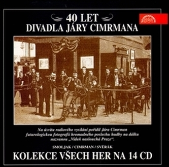 40 let Divadla Járy Cimrmana