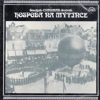 Divadlo J.C. - Hospoda na mýtince - CD - Cimrman Jára