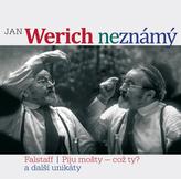 CD-Jan Werich (ne)známý