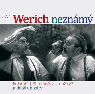 CD-Jan Werich (ne)známý - Jan Werich