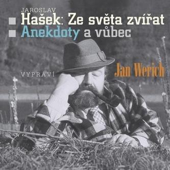 Ze světa zvířat, anekdoty a vůbec - CD - Jan Werich
