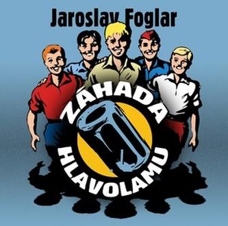 Záhada hlavolamu - CD - Jaroslav Foglar