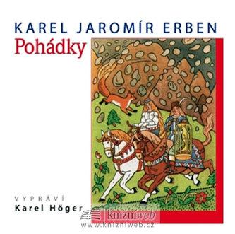 CD-Pohádky - Karel Jaromír Erben
