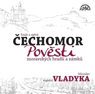 CD-Pověsti moravských hradů a zámků