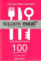 Square Meal 2009 - Prague restaurant & hotel guide