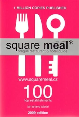 Square Meal 2009 - Prague restaurant & hotel guide