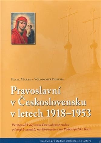 Pravoslavní v Československu v letech 1918–1942