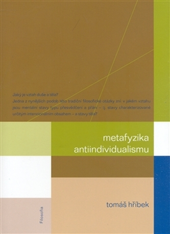 Metafyzika antiindividualismu