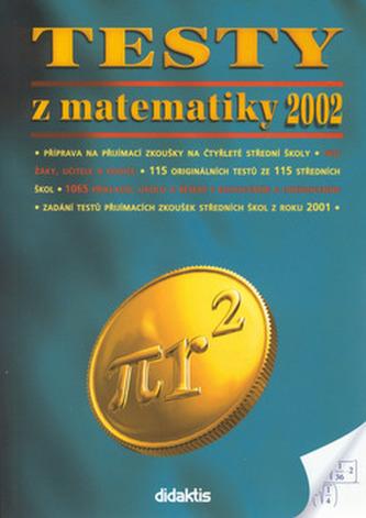 Testy z matematiky 2002