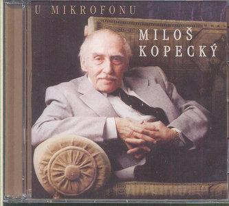 CD-U mikrofonu Miloš Kopecký