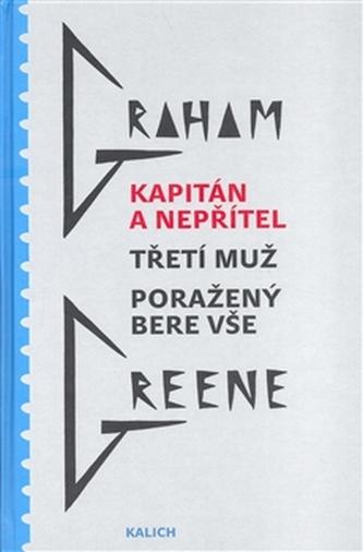 Kapitán a nepřítel, Třetí muž, Poražený bere vše - Graham Greene