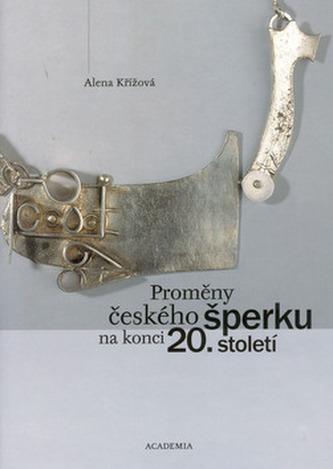 Proměny českého šperku na konci 20. století