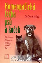 Homeopatická léčba psů a koček