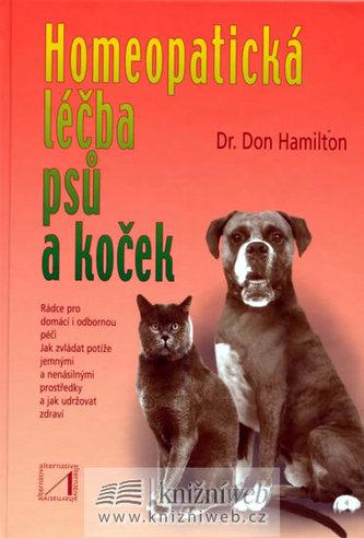 Homeopatická léčba psů a koček - Donald Hamilton