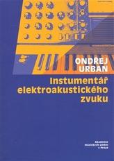 Instrumentář elektroakustického zvuku + CD