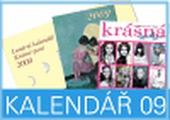 Lunární kalendář Krásné paní 2009