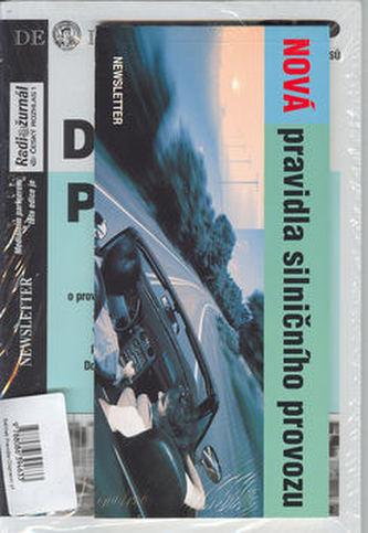 Balíček 2ks Nová pravidla silničního provozu + Dopravní předpisy