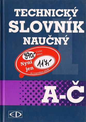 Technický slovník naučný A-Č