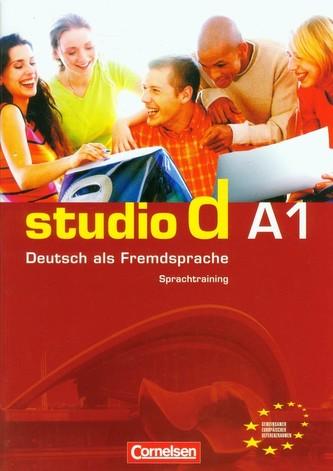 Studio d A1 Sprachtraining Zeszyt ćwiczeń - Niemann, Rita M.
