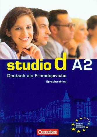 Studio d A2 Sprachtraining Zeszyt ćwiczeń - Niemann, Rita M.