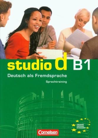 Studio d B1 Sprachtraining Zeszyt ćwiczeń - Niemann, Rita M.