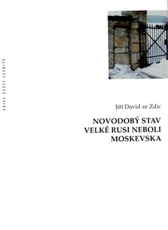 Novodobý stav Velké Rusi neboli Moskevska